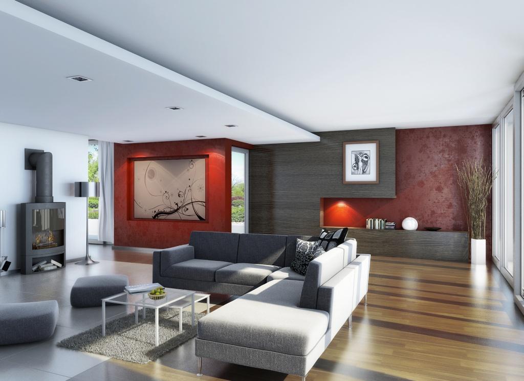 Woodwork Designs For Living Room Part 74